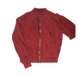 American Apparel burgundy Jacket